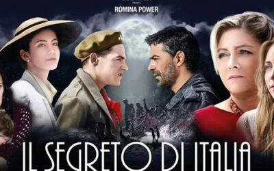 """""""Il segreto di Italia"""" di Antonello Belluco con Romina Power"""