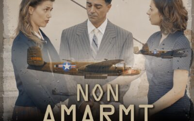 "Fabrizio Romagnoli protagonista del thriller ""Non amarmi"""