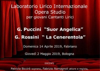 Bando di audizione per TeatrOpera Festival 2019