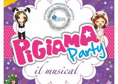 Pigiama Party – il musical