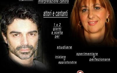 Workshop intensivo di Recitazione e Interpretazione canora – 23 e 24 marzo 2013 a Genova