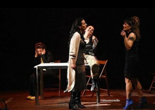 """Alla Sala Chaplin di Catania """"Una lunga attesa"""" di Fabrizio Romagnoli, regia di Nicola Costa"""