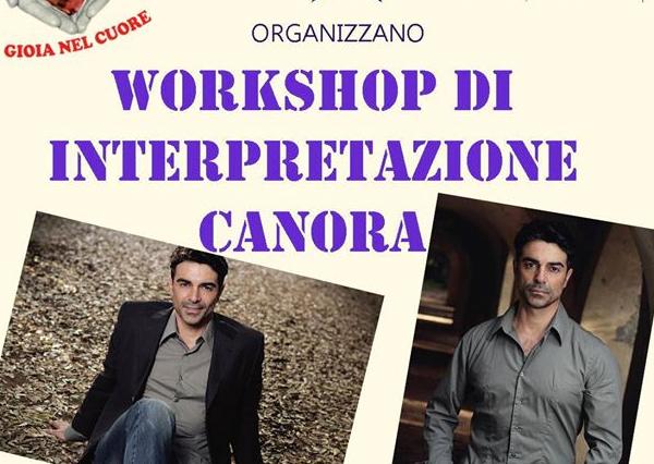 Workshop di interpretazione canora il 18 e 19 giugno 2016 a Nardò (LE)