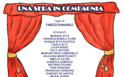 Buona la prima per gli attori del centro anziani di Villa Adriana